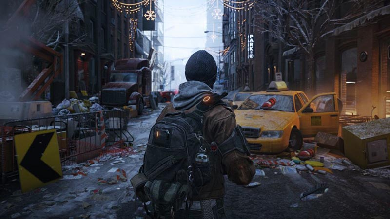 Tom Clancy's The Division to Have Optional Microtransactions