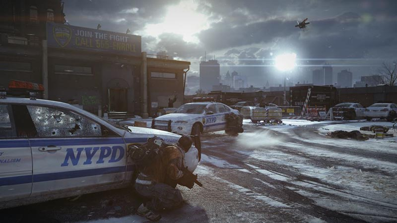 Tom Clancy's The Division Won't Have Microtransactions, Says Creative Director