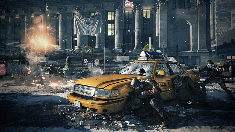 Tom Clancy's The Division PC Requirements Leaked