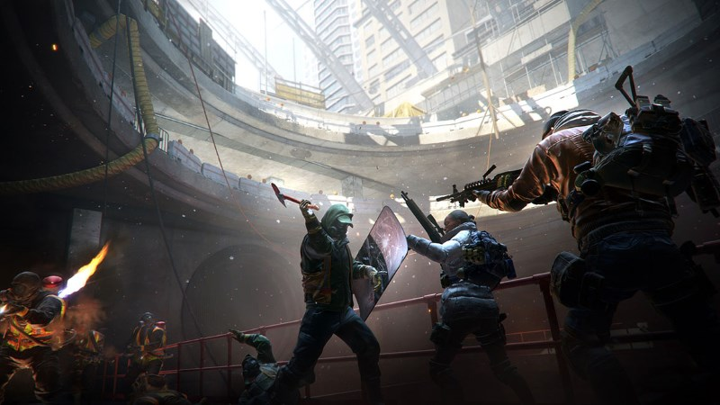 Get Tom Clancy's The Division for Free With Select Nvidia GeForce Cards