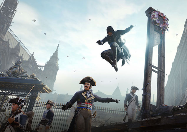 Ubisoft Compensates for Assassin's Creed Unity Bugs With Free DLC, Games