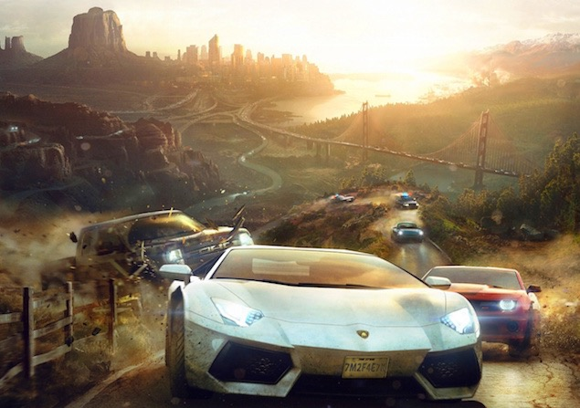 The Crew Review: Definitely Not in Top Gear
