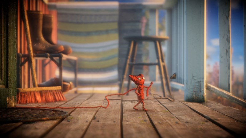 The Weekend Chill / Unravel (Video Game)