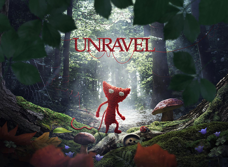 Unravel to Launch for PS4, Xbox One, and PC on February 9