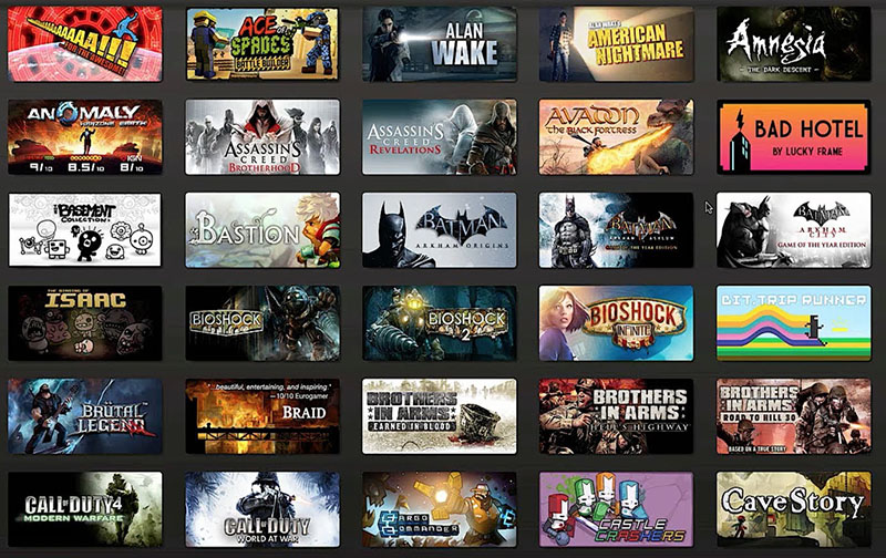 Steam Bundles May Soon Be Priced Flexibly