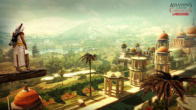 Assassin S Creed Chronicles India Gameplay Walkthrough Video Ndtv Gadgets 360