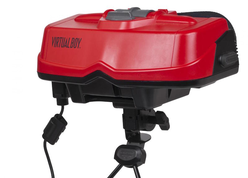 Return of the Virtual Boy? Nintendo Says 'Looking' at VR