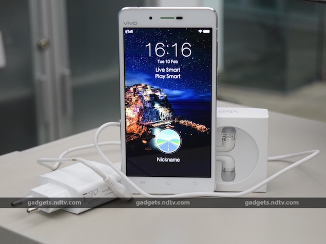 Vivo to Start Smartphone Assembly in India by October