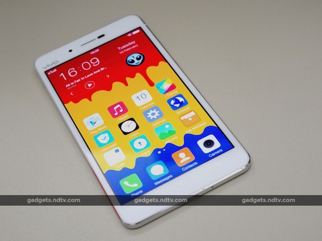 Vivo X5Max Review: The Slimmest Smartphone Yet | NDTV Gadgets360 com