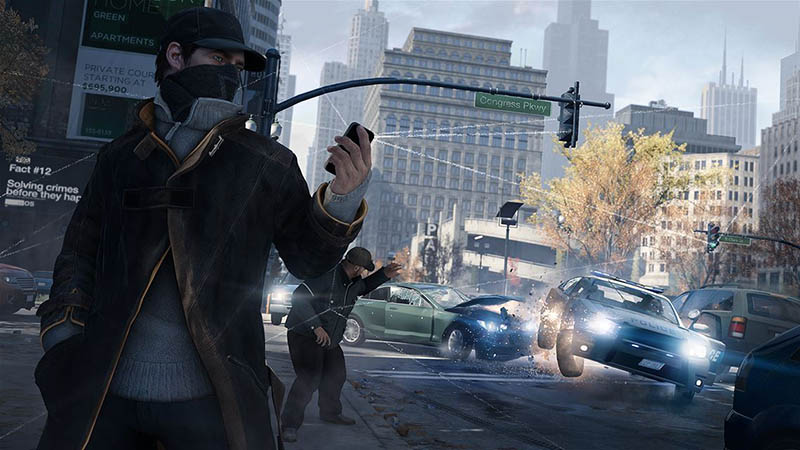 New GTA V Mod Brings Watch Dogs to Los Santos