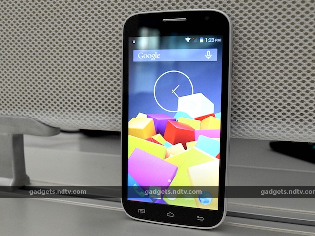 Wiio Wi Star 3G Review: Big Screen Android at a Very Low Price