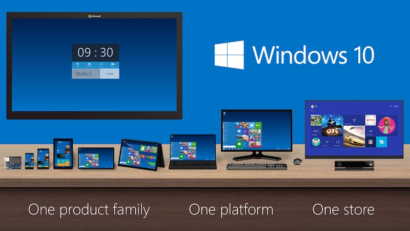 Microsoft Windows 10 Anniversary Update May Release on August 2