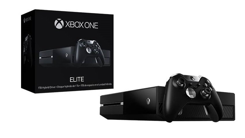 Xbox One Elite Bundle and Lunar White Controller Announced