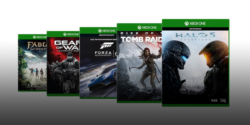 Soon You May Be Able to Share Your Xbox One Games Like Steam Games
