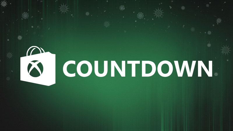 Xbox Store 'Countdown' Sale Begins Tuesday