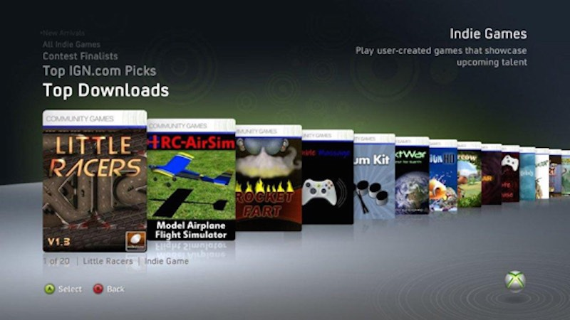 Xbox Live Indie Games Programme to Be Shut Down