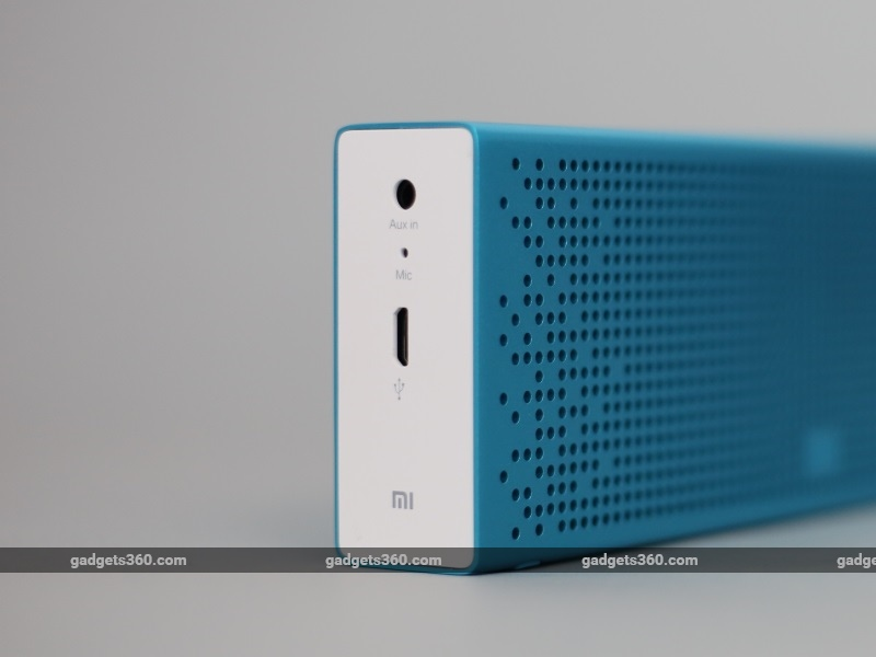Xiaomi Mi Bluetooth Speaker Review Ndtv Gadgets360 Com