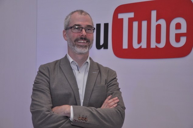 YouTube's John Harding: Content Takedowns Can't Stop; Will Be 'More Frictionless'