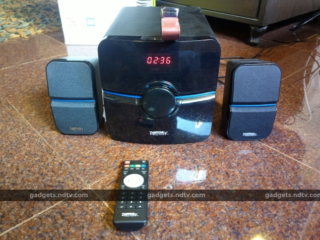 Zebronics Sound Monster ZEB-SW4700RUCF Review: Budget PC Speakers with Big Sound