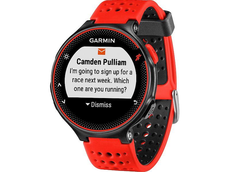 Garmin Forerunner 230, Forerunner 235 Smartwatches Launched