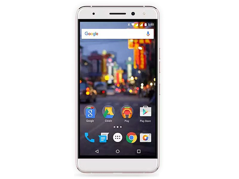 First Mid-Range 'Android One' Phone Unveiled at MWC 2016