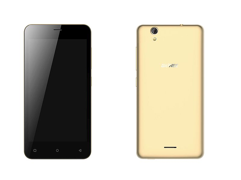 Gionee Pioneer P5 mini With 4.5-Inch Display Launched at Rs. 5,349
