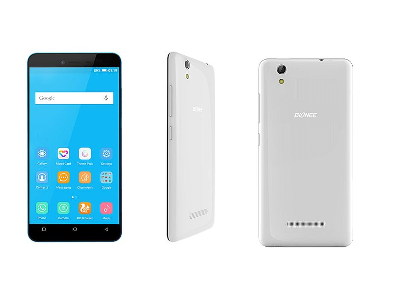 Gionee Pioneer P5L (2016) With VoLTE Support Launched at Rs. 8,499