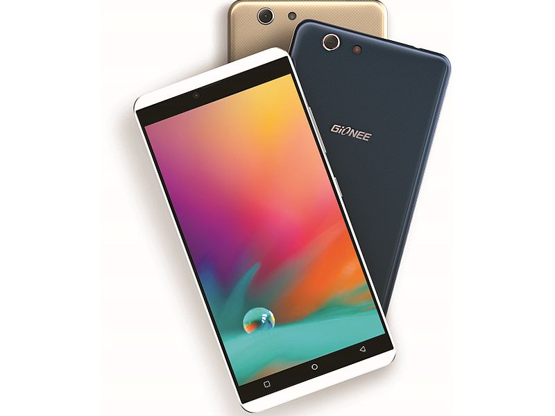 Gionee S Plus With Android 5.1 Lollipop, USB Type-C Launched at Rs. 16,999
