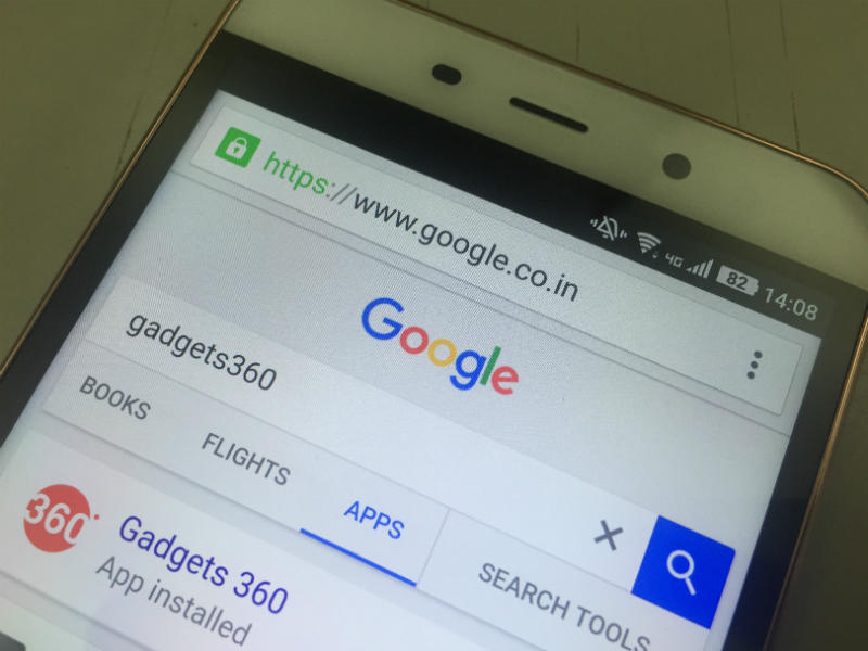 Google Brings Apps Tab to Mobile Search Results