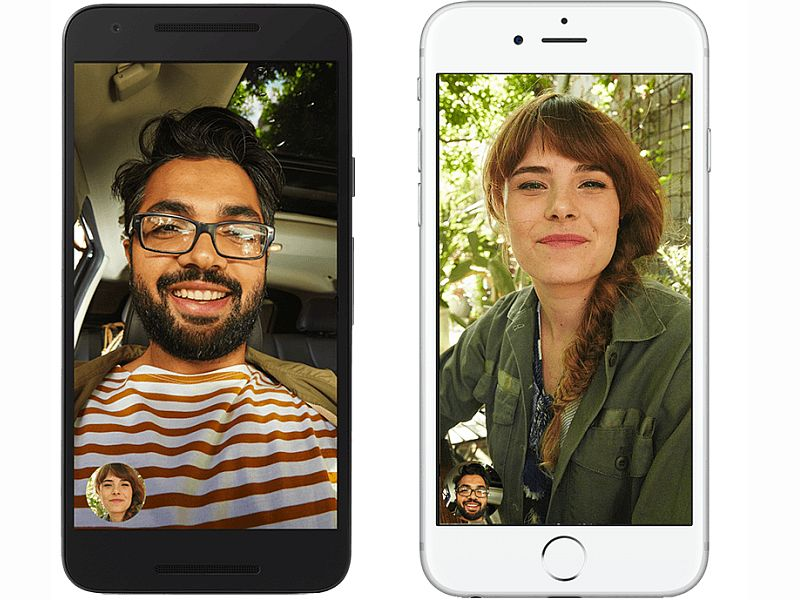Duo google video call app