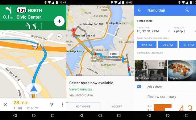 Google Maps Now Warns If Your Destination Will Be Closed When You Arrive