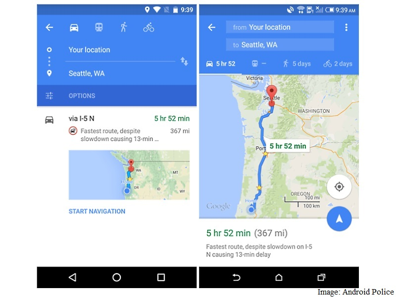 Download Maps For Android Navigation on