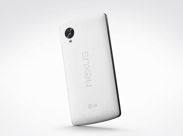 Nexus 5 Smartphone No Longer Available via Google
