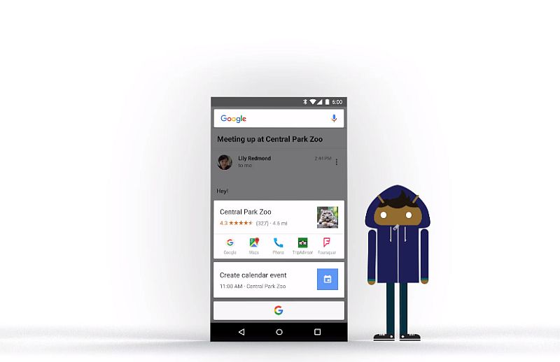 Google Makes It Easier to Take Screenshots in Android 6.0 Marshmallow
