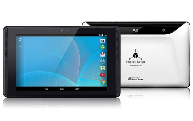 Google's Project Tango Tablet With 4GB RAM Now Available via Google Store