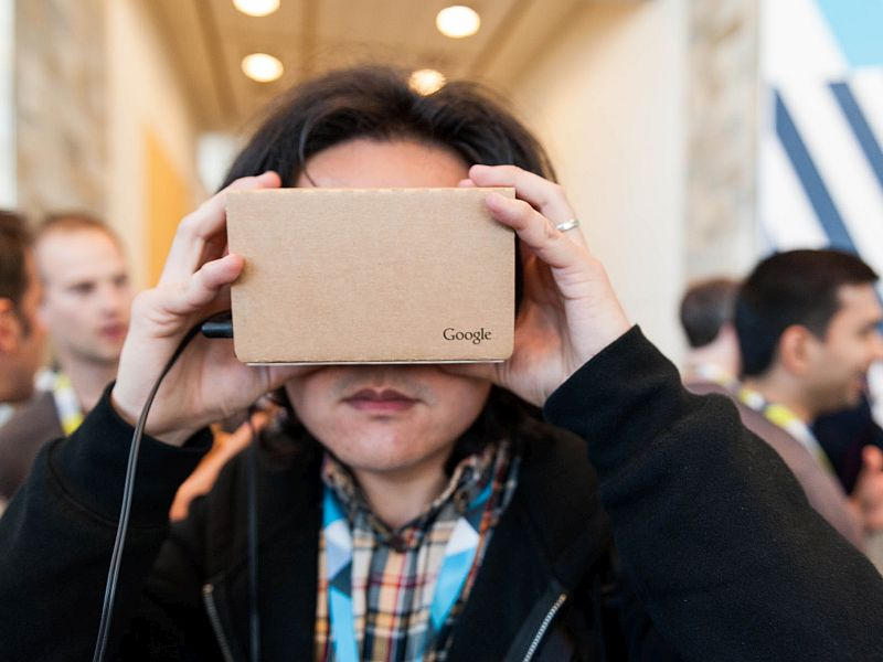 Google Launches VR View Tool For Easy VR Content Embedding