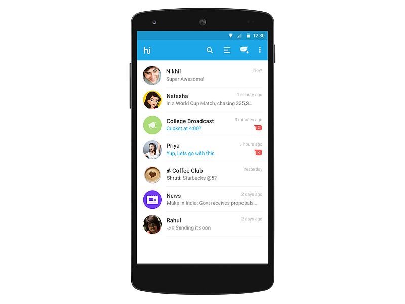 Facebook Blocking Some Hike Messenger Ads, Claims Company
