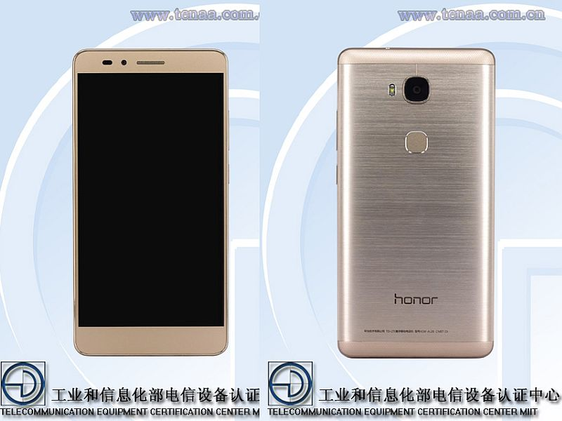 Honor KIW-AL20 Gets Listed on Tenaa With Images, Specifications