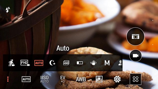 HTC One M9 Receives Raw Photo Support With Camera App Update