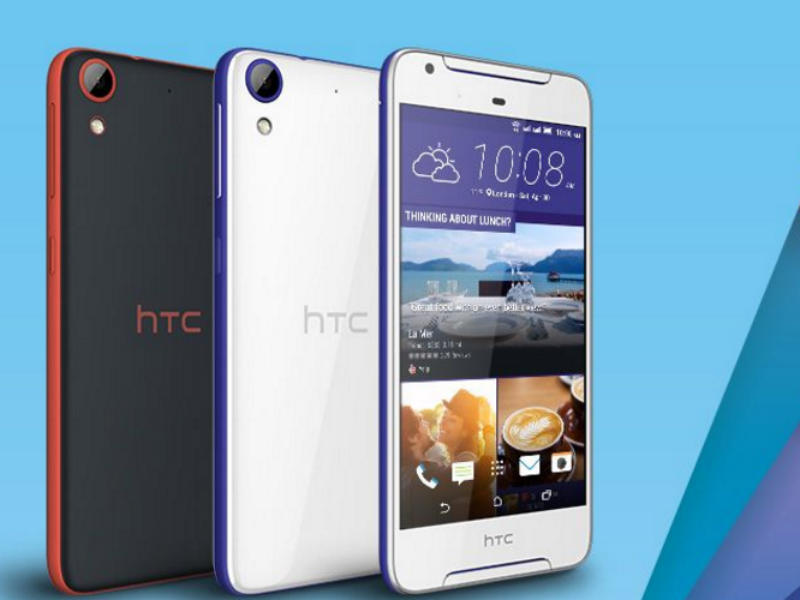 HTC Desire 628 Dual SIM With 13-Megapixel Camera Goes Official