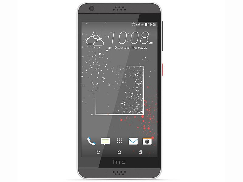 HTC Desire 630 With 13-Megapixel Camera Launched at Rs. 14,990