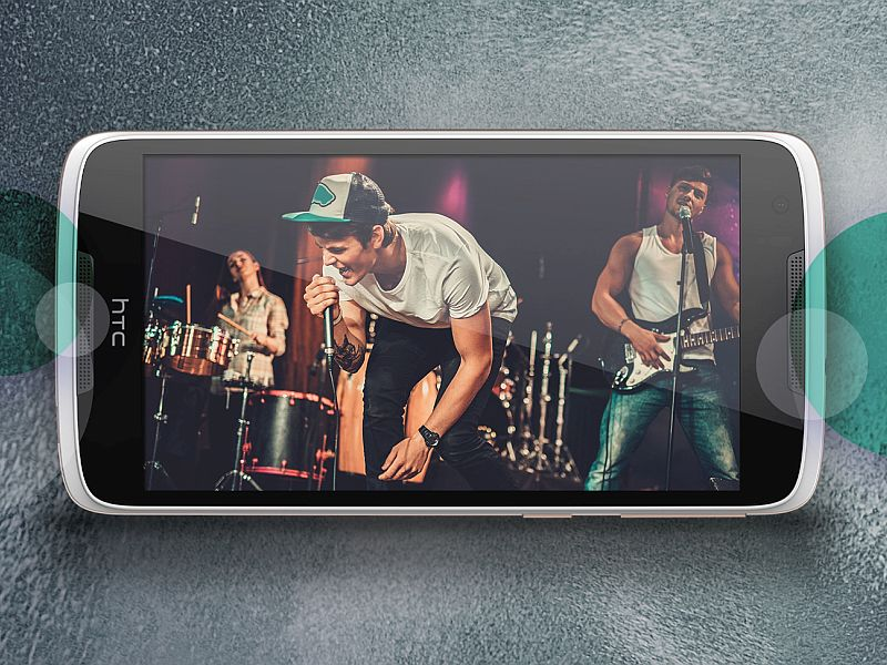 HTC Desire 828 Dual SIM With 5.5-Inch Display, 13-Megapixel Camera Launched