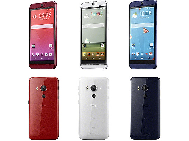 HTC J Butterfly (HTV31) With 5.2-Inch QHD Display, 13-Megapixel Front Camera Launched