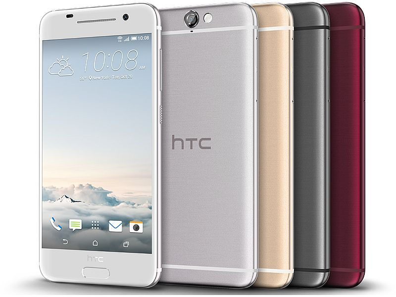 HTC One A9 With Android 6.0 Marshmallow, iPhone-Like Design Launched