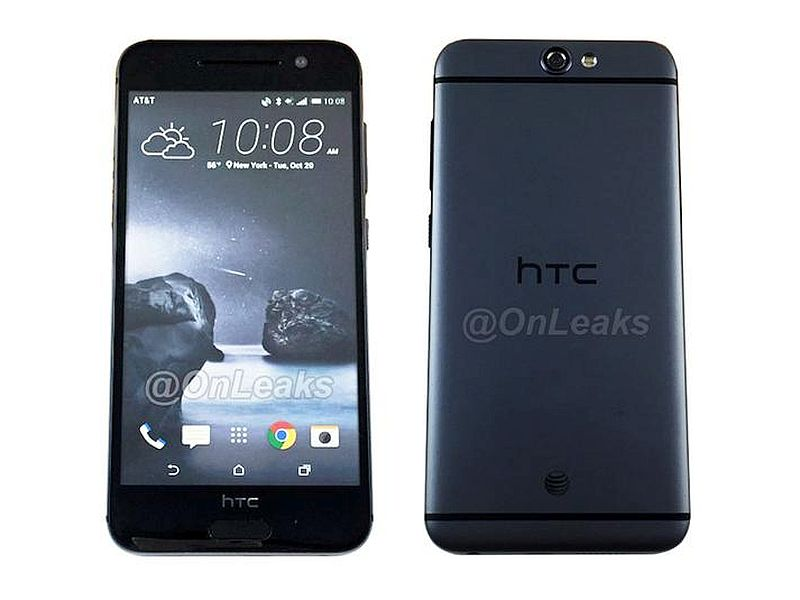 HTC One A9 Briefly Listed by Operator Ahead of Launch Next Week