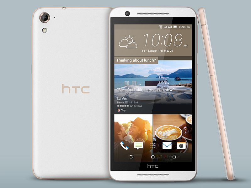 HTC One E9s Dual SIM With 5.5-Inch Display Available Online at Rs. 21,142