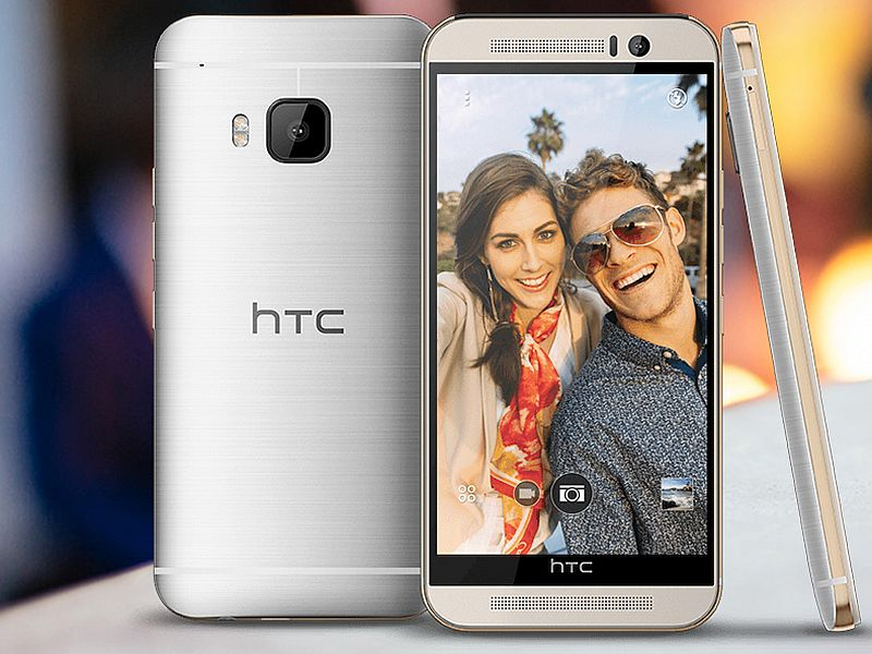 HTC One M9e With MediaTek Helio X10 SoC, 2GB RAM Launched