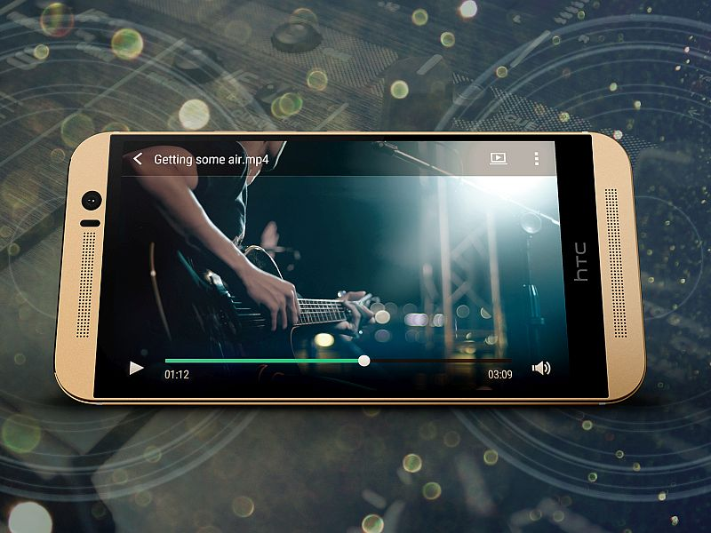 HTC One M9s With 5-Inch Display, Helio X10 SoC Launched