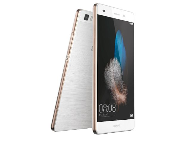 Huawei Ascend P8lite With Android 5.0 Lollipop Listed Online
