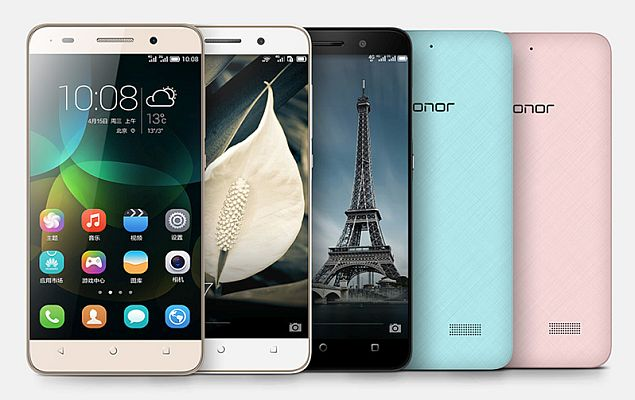 Honor 4C With 5-Inch HD Display, Octa-Core SoC Launched